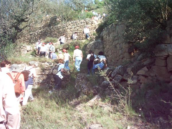 29.04.2003 la caminada popular  L'Aguda -  xavier sunyer