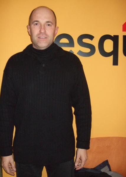 Carles Comes, nou president de la federació regional d'ERC a Lleida - Guissona