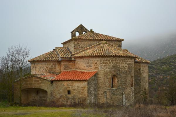 25.01.2012 monestir de Cellers  Cellers -  Àngela Llop