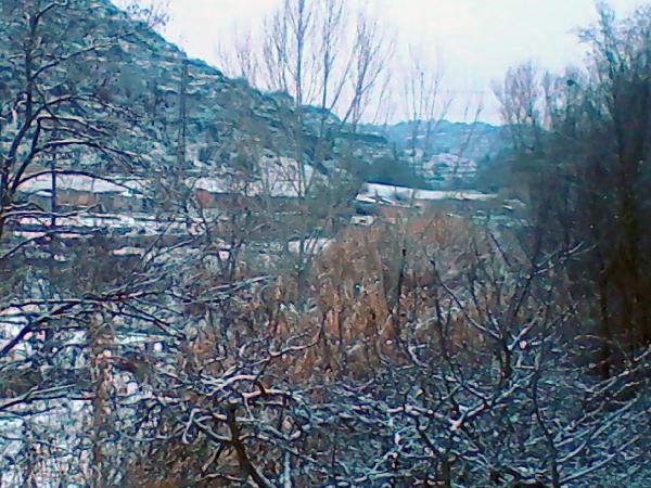 02.02.2012 vista dels horts  Torà -  àngela sunyer