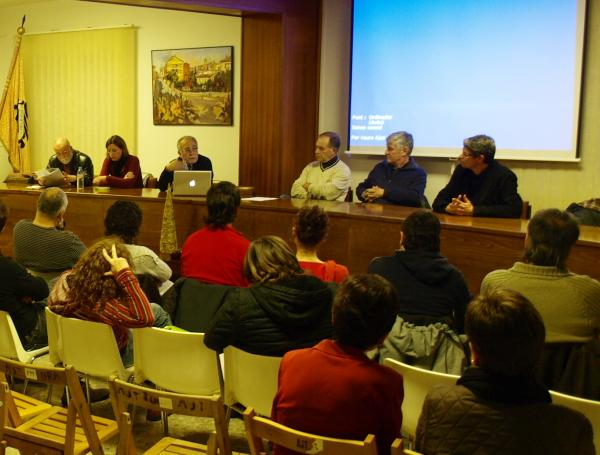 Arcadi Oliveras es va manifestar clarament independentista - Torà