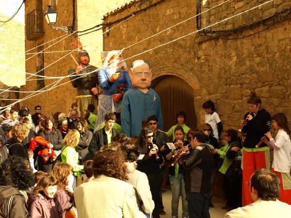 12.03.2012 Passacarrers  Florejacs -