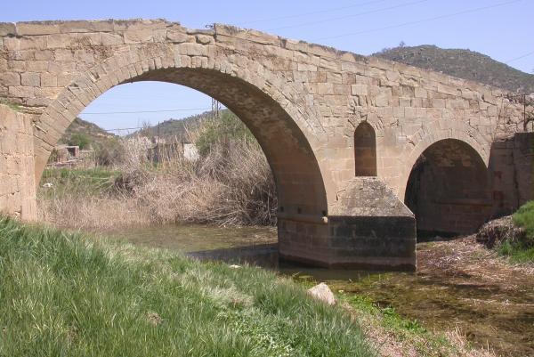 10.04.2012 El Pont de les Merites  Torà -  Ramon Sunyer