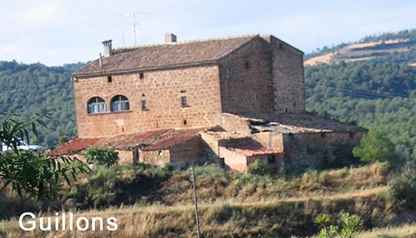 Mas Guillons - Vallferosa