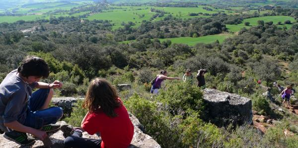 29.04.2012 La vista, com el dia,   Puigredon -  Xavi