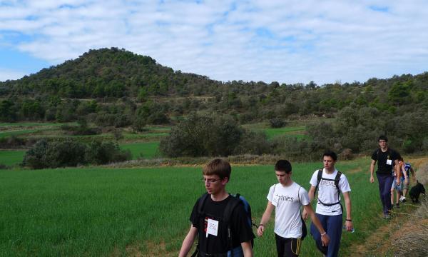 29.04.2012 El tosal de Puig-redon  Puigredon -  Xavi