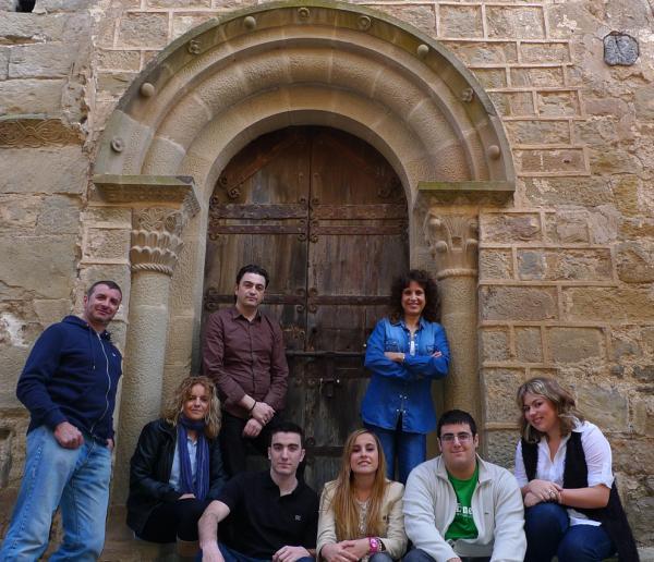 06.05.2012 Els prior i priores al monestir de Cellers  Torà -  Xavi