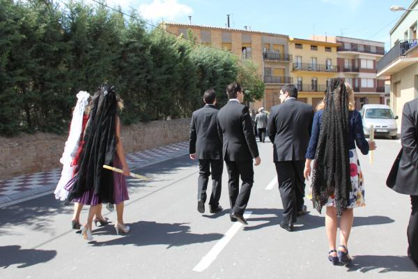 06.05.2012 fent camí  Torà -  Anna GG