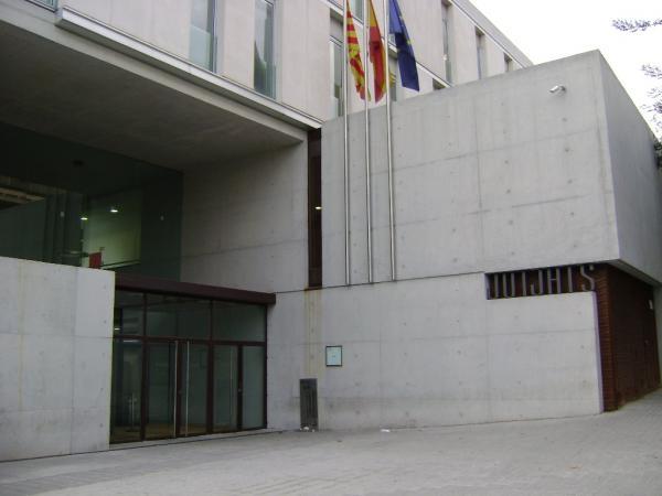 Els jutjats d'Igualada poden passar a Manresa