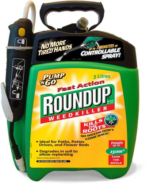 L'herbicida Roundup de Monsanto