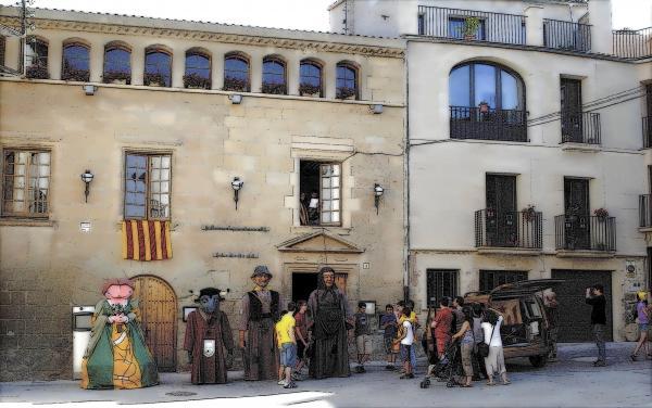 25.06.2012 Not coment  Torà -  Josep Gatnau