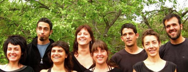 Membres de l'equip l'Auró - Torà