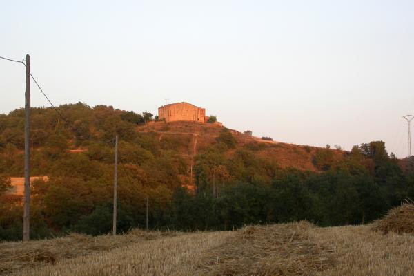 09.07.2012 masia  Calonge de Segarra -  ramon sunyer