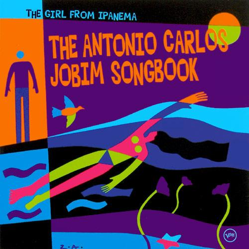 Portada d'un disc de Antonio Jobim