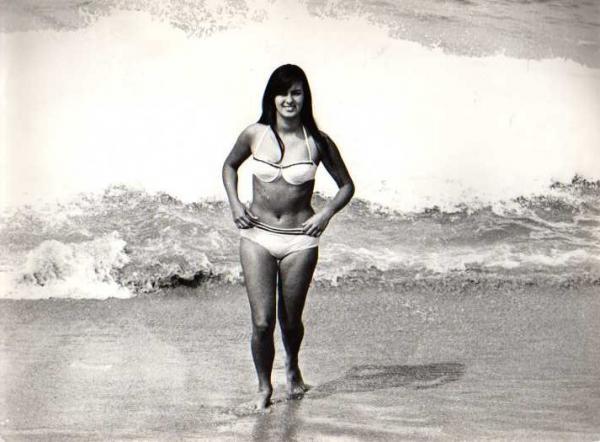 Helô Pinheiro és la Garota de Ipanema -