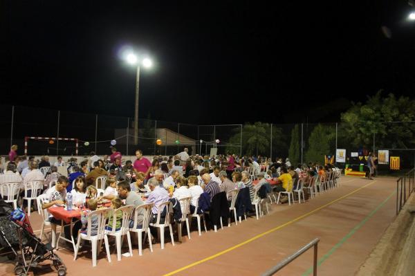 Sopar popular - Tarroja de Segarra