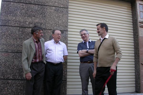 01.09.2012 públic  Torà -  Ramon Sunyer