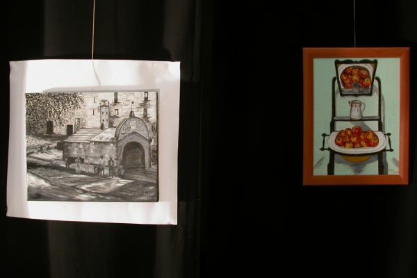 01.09.2012 Pintures de Conxita Molins  Torà -  Ramon Sunyer