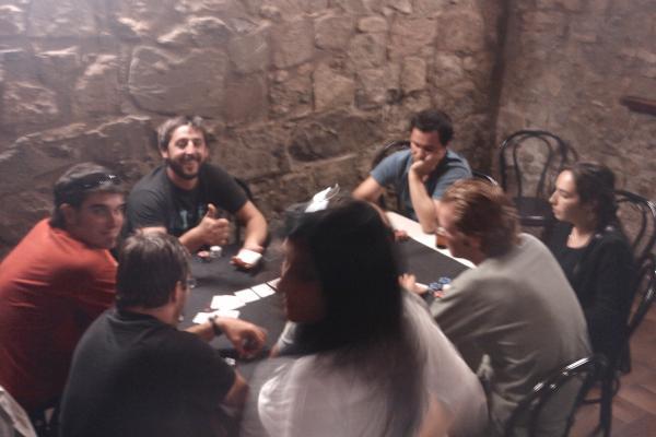 01.09.2012 campionat de pòker  Torà -  Ramon Sunyer