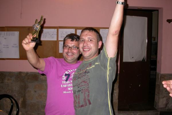 02.09.2012 Ramon i Xavier Font, sotcampions  Torà -  Ramon Sunyer