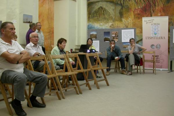 02.09.2012 Audiovisuals sobre la Segarra  Torà -  Ramon Sunyer