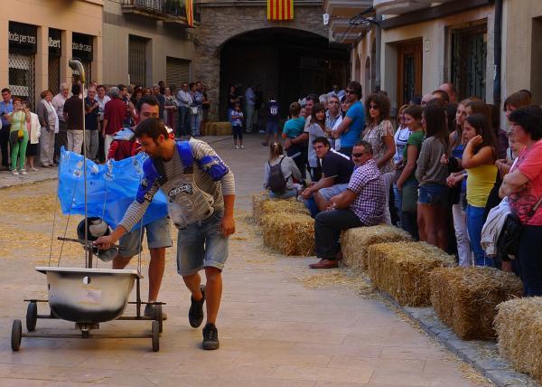 01.09.2012 Baixada d'Andròmines  Torà -  Xavi