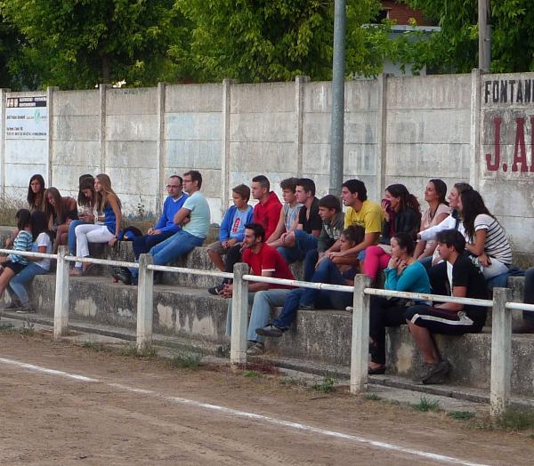 02.09.2012 Futbol Sanaüja-Torà. Empat a 2 gols  Torà -  Xavi