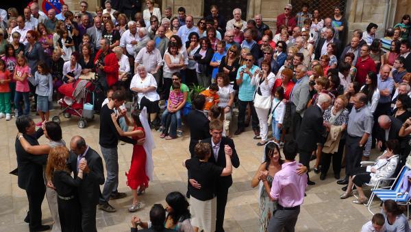 01.09.2012 Dansa Sant Gil  Torà -  Xavi