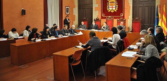 Ple del Consorci de la TDT del Bages, Berguedà i Solsonès
