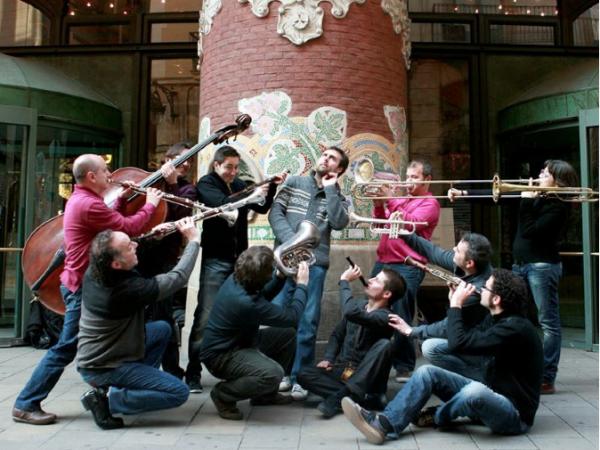 Roger Mas i la Cobla Sant Jordi Ciutat de Barcelona