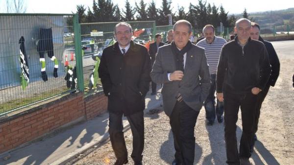 Visita del conseller Felip Puig - Solsona