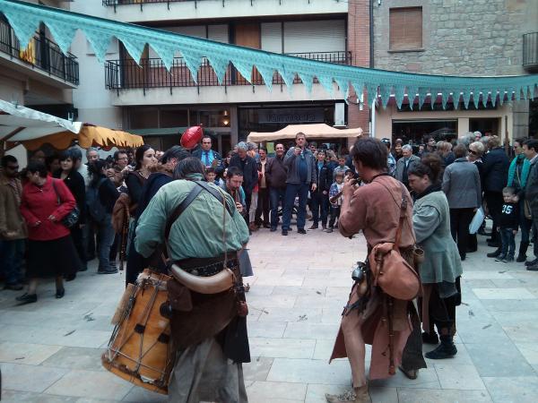 29.03.2013 Actuació de Els Berros de la Cort  Torà -  Ramon Sunyer