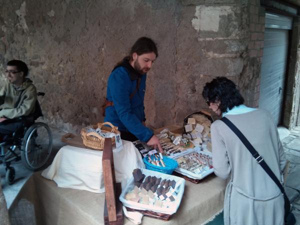 29.03.2013 Sabons de Claret  Torà -  Ramon Sunyer