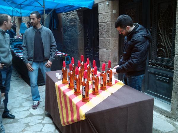 29.03.2013 Licor de camamilla de Linyola  Torà -  Ramon Sunyer