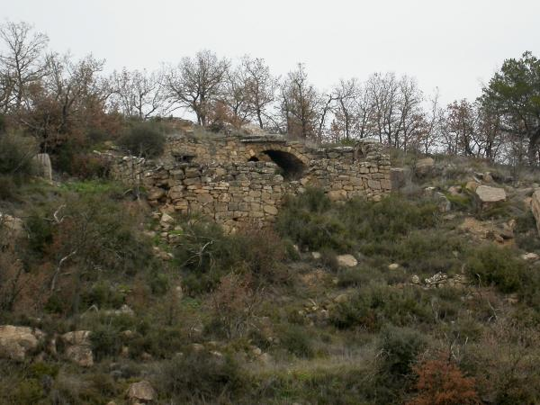 01.04.2013 Antiga pleta  L'Aguda -  Ramon Sunyer