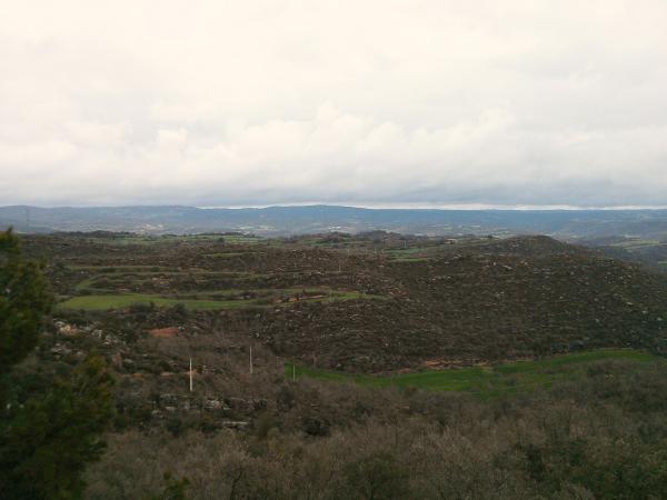 01.04.2013 Vista cap a cal Millet  L'Aguda -  Ramon Sunyer