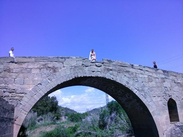 05.05.2013 La Eli, de cal Peretó, priora del Roser  Torà -  Ramon Sunyer
