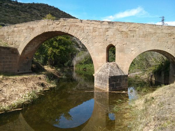 02.06.2013 El pont de les Merites  Torà -  Ramon Sunyer