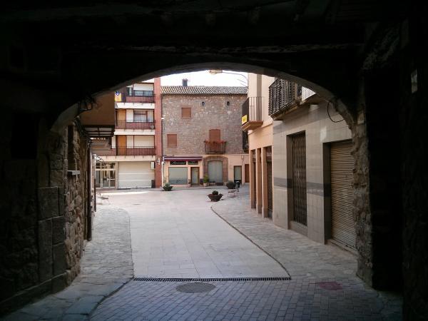 05.06.2013 Carrer Nou  Torà -  Ramon Sunyer