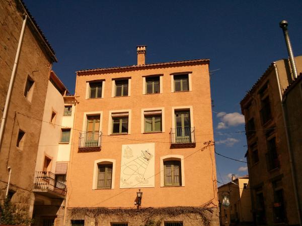 05.06.2013 Casa de Colònies les Monges  Torà -  Ramon Sunyer