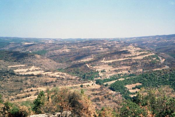 18.09.1998 Serralade de l'Aguda  L'Aguda -  Ramon Sunyer