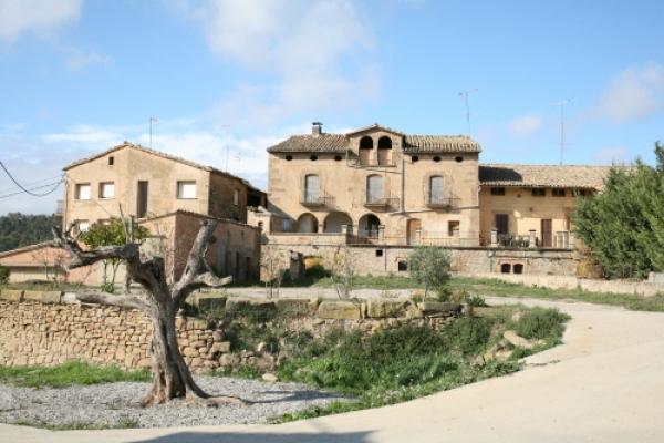 Vista actual de Freixinet, un dels llocs on es va viure de forma més caòtica els fets - Freixinet
