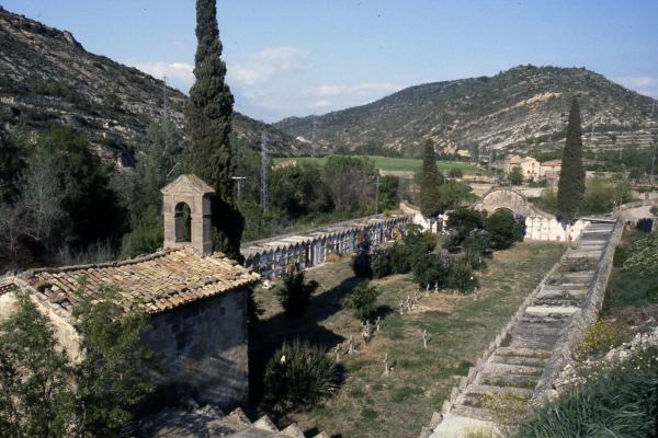 08.08.2013 Cementiri anys 80  Torà -  Ramon Sunyer