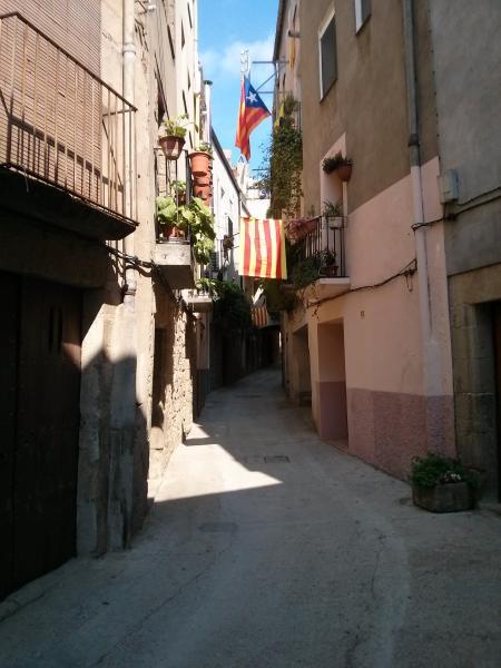 31.08.2013 Carrer  Torà -  Ramon Sunyer