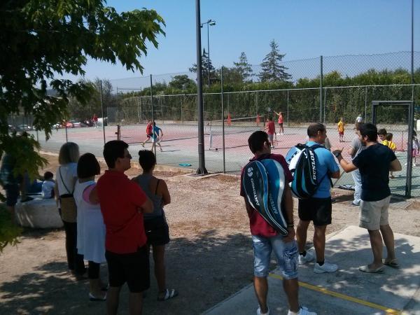 31.08.2013 Tennis  Torà -  Ramon Sunyer