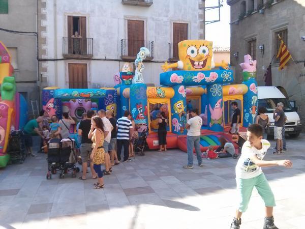 31.08.2013 Parc infantil  Torà -  Ramon Sunyer