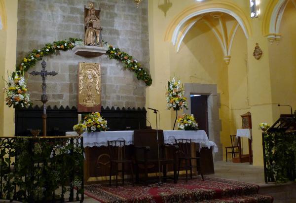 01.09.2013 Enramada Priores i priors de Sant Gil  Torà -  Xavi