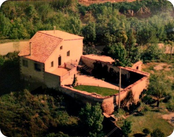 La masia de cal Porta - Torà