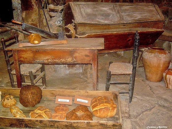 15.09.2013 Museu del pa  Torà -  Carmen Aparicio