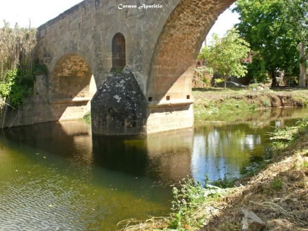 15.09.2013 El pont de les Merites  Torà -  Carmen Aparicio